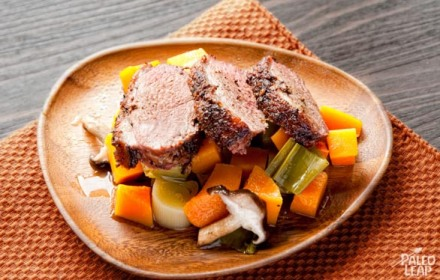 Spiced Duck Breast Paleo Recipes