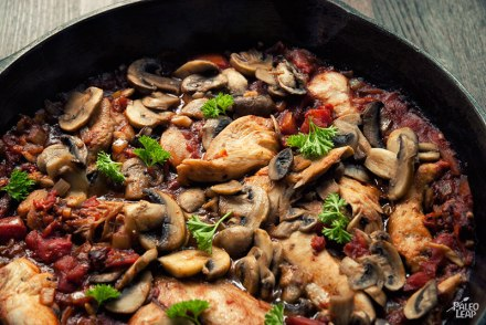Tuscan Chicken Skillet Paleo Recipes